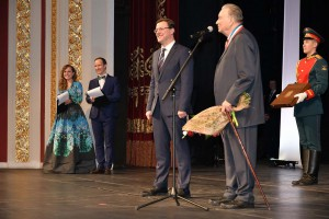 В Самаре прошло торжественное мероприятие, посвященное празднованию Дня энергетика