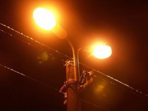 На участке Ново-Садовой в Самаре освещение проявится в январе