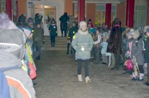 В Отрадном сотрудники ГИБДД провели акцию