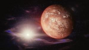 Илон Маск показал приготовленную к полету на Марс машину Tesla