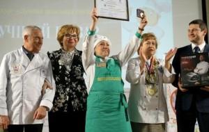Лучший школьный повар России работает в Тольятти