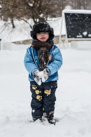ЦУКС Самара: Внимание! На дорогах снежные заносы, слабая метель и порывистый ветер