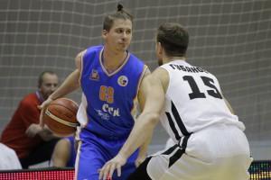 Баскетболисты «Самары» выбыли из борьбы за Кубок России