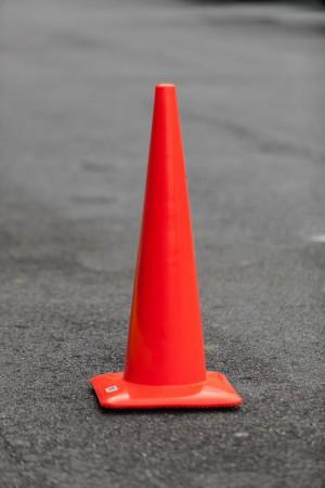 Полицейские разбираются в обстоятельствах ДТП на Волжском шоссе, в результате которого погиб пассажир «Митсубиси Лансер»