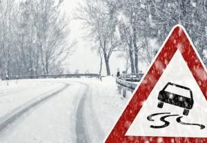 Самарских водителей просят воздержаться от поездок из-за снегопада