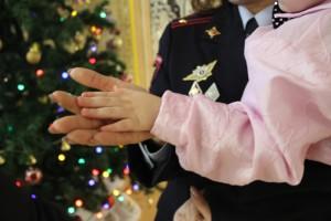 Тольяттинские полицейские побывали у воспитанников подшефного детского дома «Дельфин»