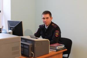 В Кинельском районе начал свою работу новый опорный пункт участковых уполномоченных полиции