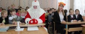 Самарская область присоединилась к Всероссийской акции «Полицейский Дед Мороз»