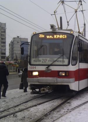 В новогоднюю ночь в Самаре городской общественный транспорт будет работать в усиленном режиме