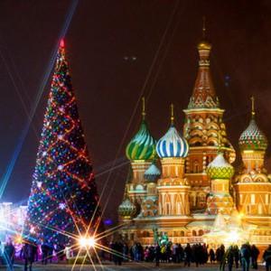 Общероссийская новогодняя елка сегодня пройдёт в Кремле