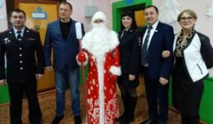 В Самарской области продолжается акция «Полицейский Дед Мороз»