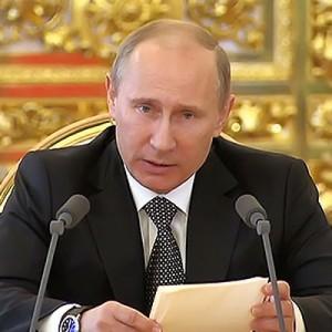 Владимир Путин назвал главную нерешённую проблему России