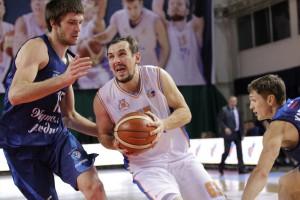 Баскетболисты «Самары» добились победы в Ижевске
