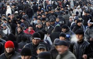 Россия прирастет мигрантами