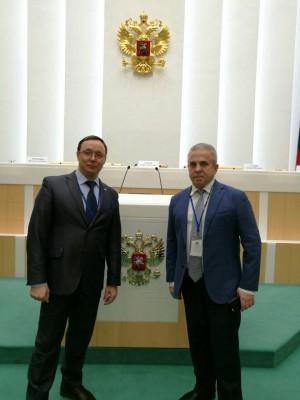 Дмитрий Микель представлял Тольятти на VI съезде Всероссийского Совета местного самоуправления
