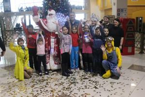 В Самаре Росгвардия организовала праздничный утренник для детей, родители которых погибли при исполнении служебных обязанностей