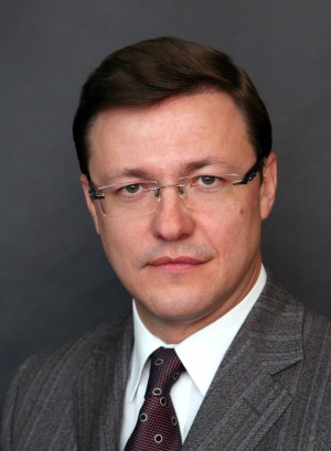Поздравление врио губернатора Самарской области Дмитрия Азарова с Днем спасателя Российской Федерации