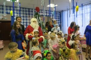 Дед Мороз любит всех одинаково: полицейские посетили Клявлинский социальный приют для детей и подростков «Надежда»