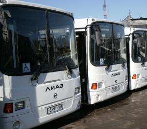 В Рождественскую ночь будет организована подача автобусов к нескольким храмам Самары по окончании богослужения